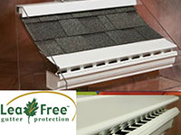 leaf free gutter protection